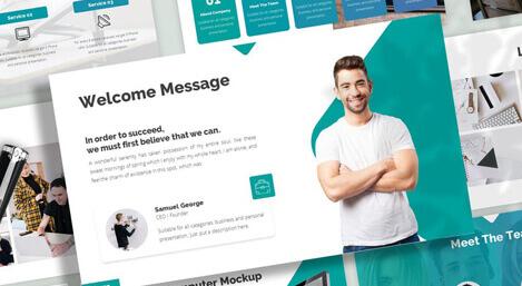 presentation design agency